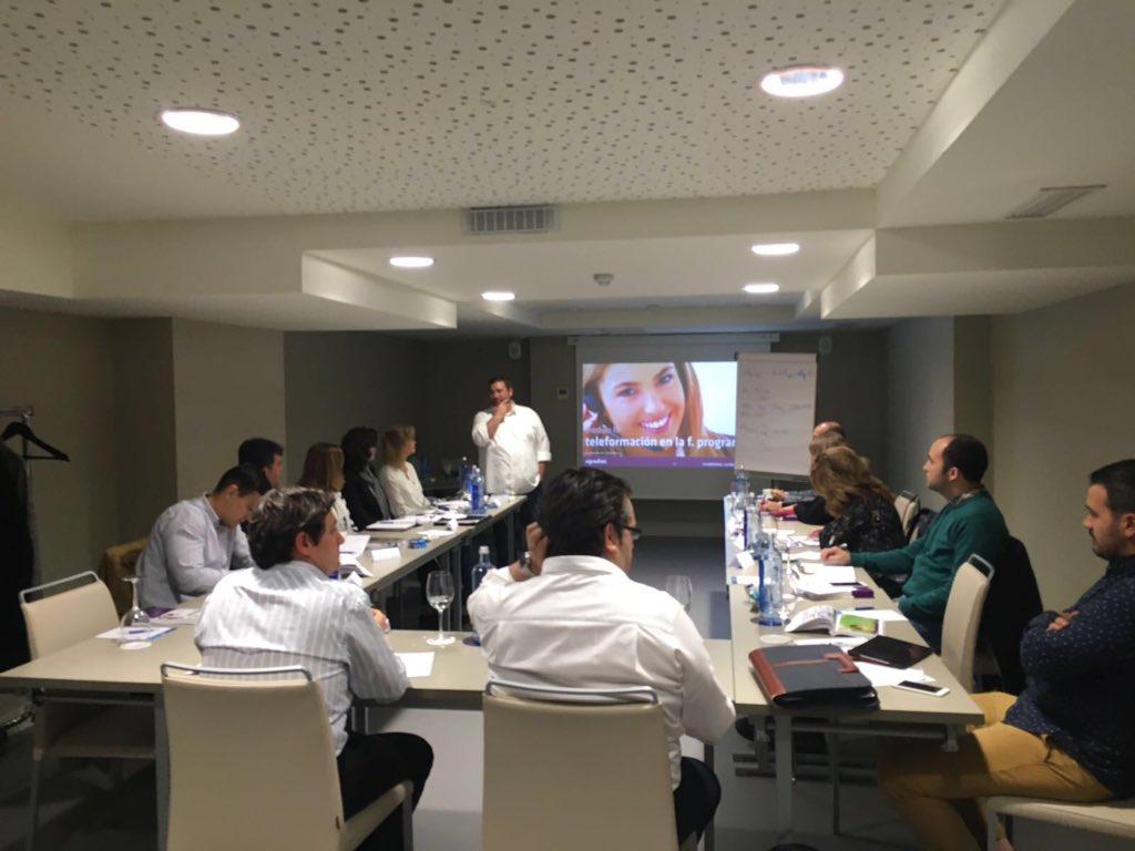Sergio Oliva, experto en Formación programada para las empresa