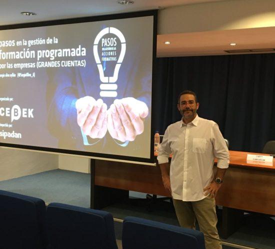 Curso Bilbao Sergio Oliva