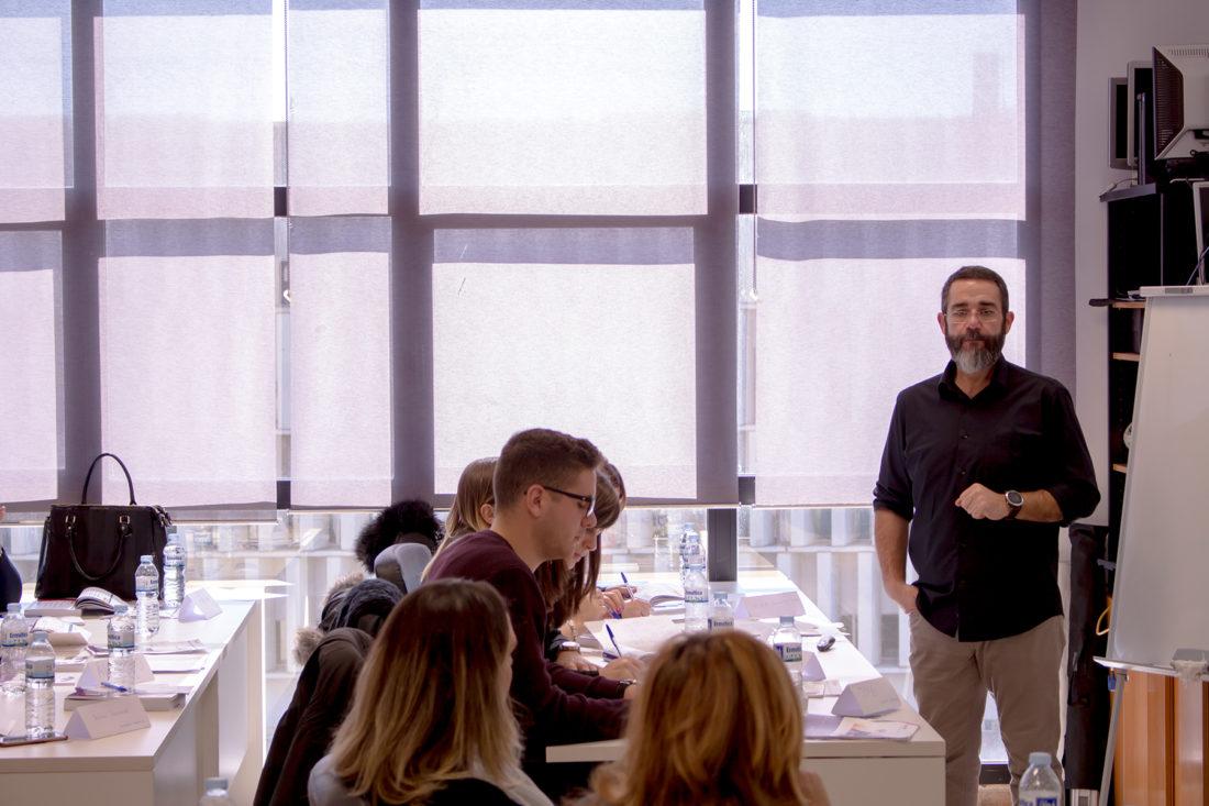 Curso Málaga con Sergio Oliva: Experto en gestión de Formación Continua para el Empleo