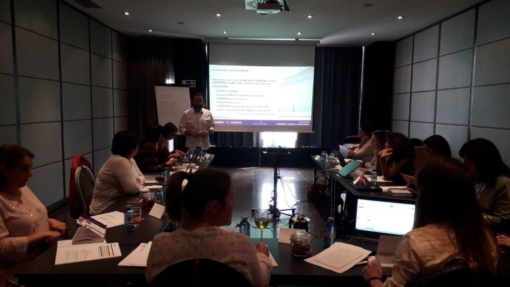 Curso con Sergio Oliva, Experto en Gestión de la formación Programada