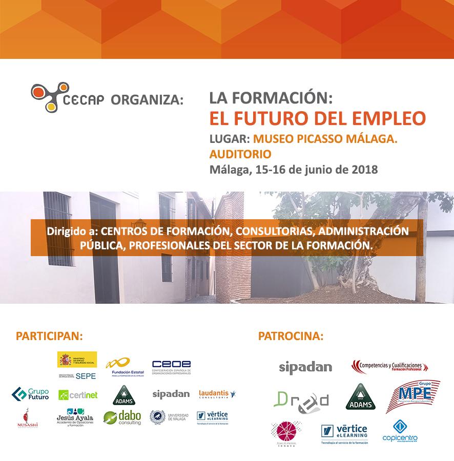 Congreso Andaluz de Empresas de Formación - Sergio Oliva