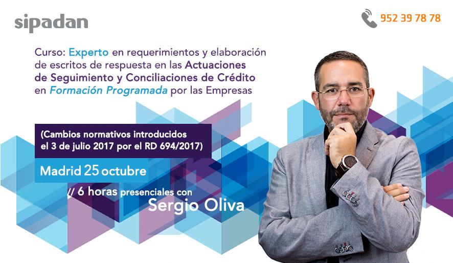 Sergio Oliva Madrid Curso Superior