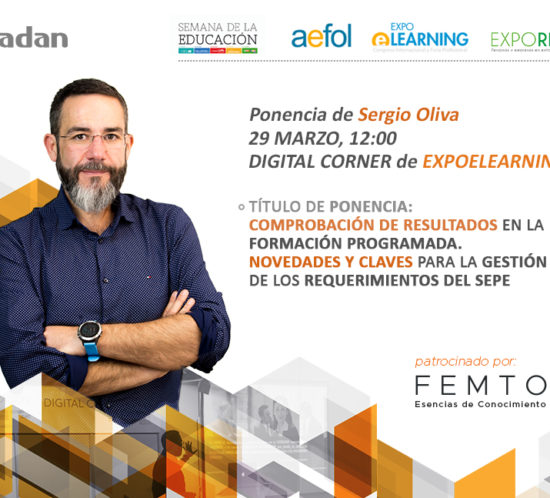 ponencia Expoelearning Sergio Oliva