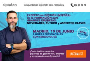 Curso Sergio Oliva Madrid