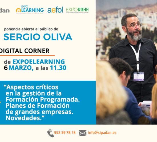 Sergio Oliva en Digital Corner